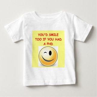 phd joke tshirt