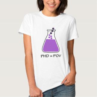 PHD = POV TEES