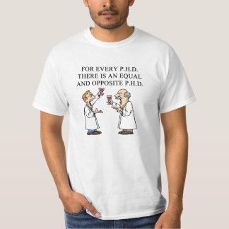 PHD proverb T-Shirt