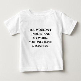 phd research t-shirt