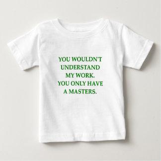 phd research tshirts