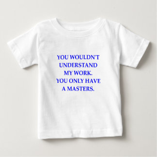 phd t-shirts