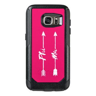 Phi Mu Arrow OtterBox Samsung Galaxy S7 Case