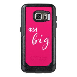 Phi Mu Big Script OtterBox Samsung Galaxy S7 Case