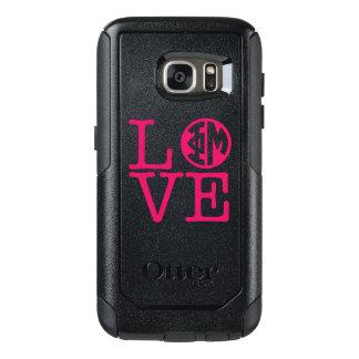 Phi Mu Love OtterBox Samsung Galaxy S7 Case