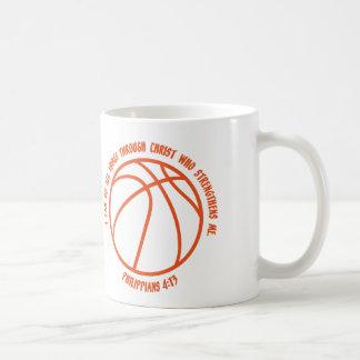 PHIL.413 - BASKETBALL COFFEE MUG