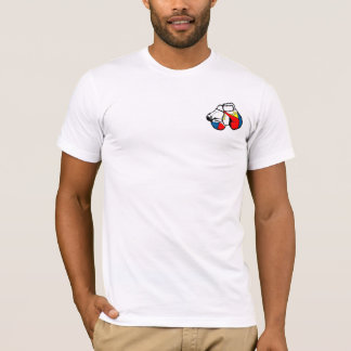 Phil Boxing White T-Shirt