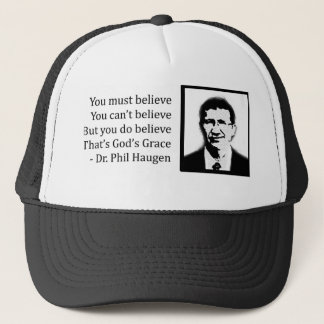 Phil Haugen Hat