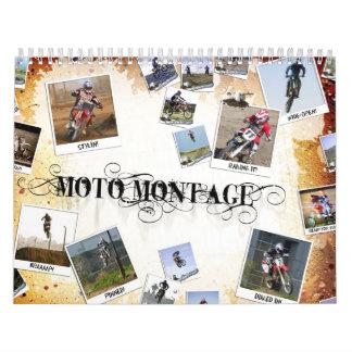Phil Ingram - Motomontage.com Wall Calendars