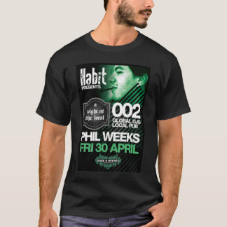 Phil Weeks Tshirt