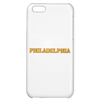 Philadelphia Cover For iPhone 5C
