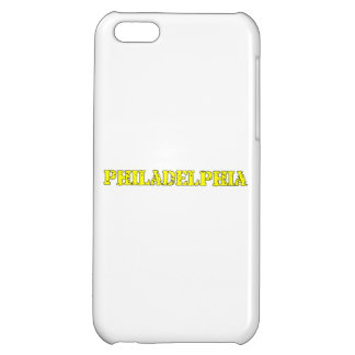Philadelphia iPhone 5C Cover