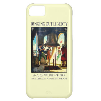 Philadelphia Liberty on The Pennsylvania Railroad iPhone 5C Case