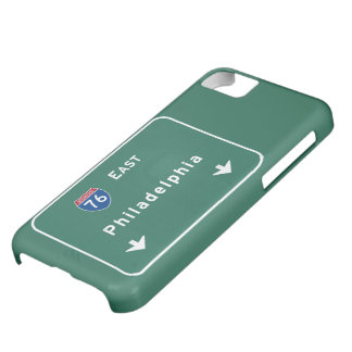 Philadelphia pa Interstate Highway Freeway Road : iPhone 5C Case