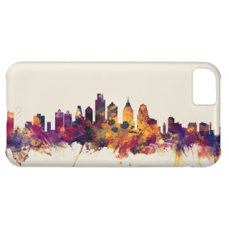 Philadelphia Pennsylvania Skyline iPhone 5C Case