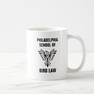 Philadelphia School of Bird Law Coffee Mug