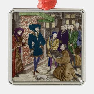 Philip the Good, Duke of Burgundy Christmas Ornament