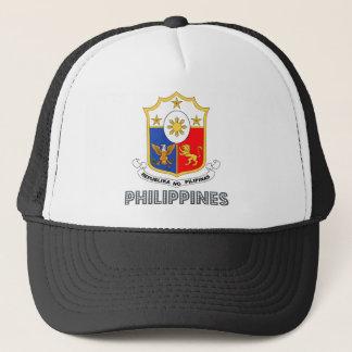 Philippines Coat of Arms Trucker Hat