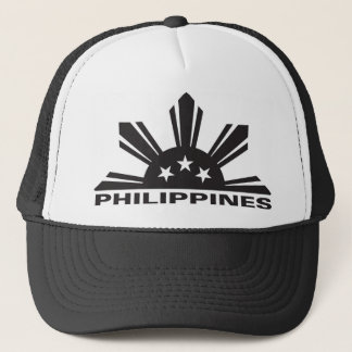 Philippines Hat for Filipinos