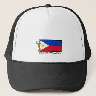 PHILIPPINES MANILA MISSION LDS CTR TRUCKER HAT