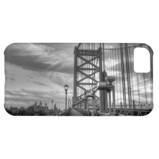 Philly from the bridge iPhone 5C case