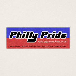 PhillyPride Referral Cards