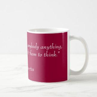 Philosophy Teacher's Mug