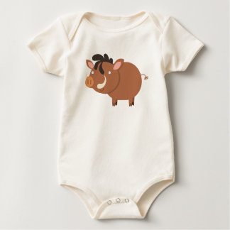 Phineas the Warthog Baby Bodysuit