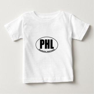 PHL - Philadelphia Pennsylvania Toddler Tee