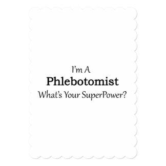Phlebotomist Card