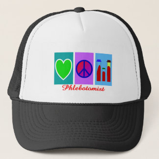 Phlebotomist Gifts Trucker Hat