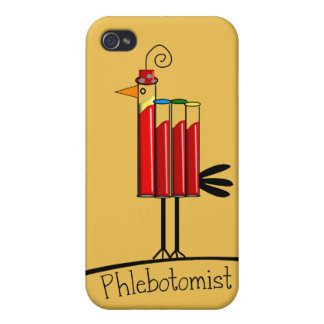 Phlebotomist iPhone 4 case