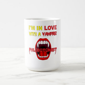 Phlebotomist love Mug