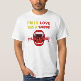 Phlebotomist Love Shirt