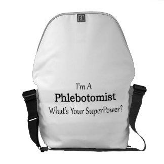 Phlebotomist Messenger Bags