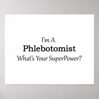 Phlebotomist Poster