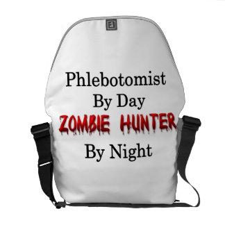 Phlebotomist/Zombie Hunter Messenger Bag