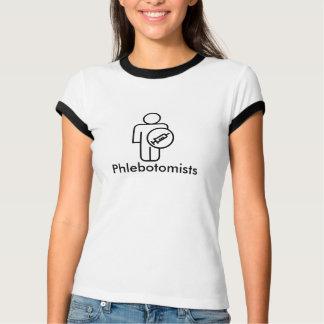 Phlebotomists T-Shirt