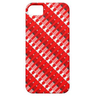 Phlebotomy Nurse-Syringe Pattern/Red iPhone 5 Covers