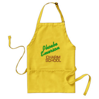Phoebe Emerson Charm School Products Standard Apron