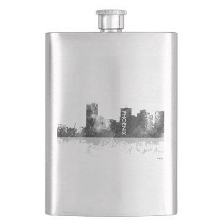 PHOENIX ARIZONA SKYLINE - Stainless Drinks Flask
