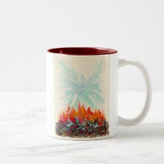 PHOENIX BIRD COFFEE MUG
