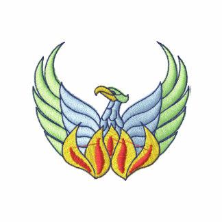 Phoenix Embroidered Hoodie