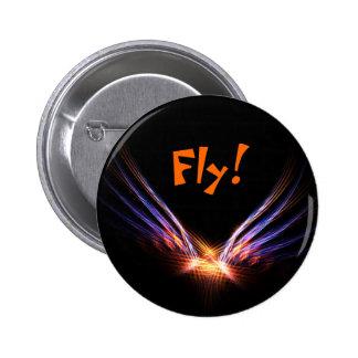 Phoenix Fire Bird Pins