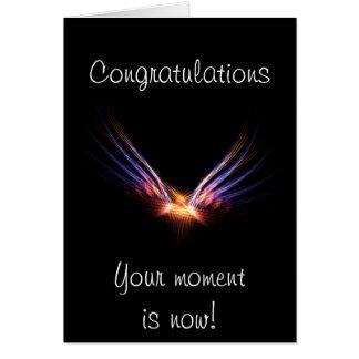 Phoenix Fire Bird Card