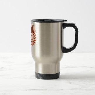 Phoenix Fire Travel Mug
