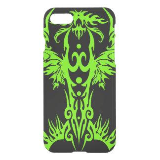 phoenix flame green iPhone 8/7 case