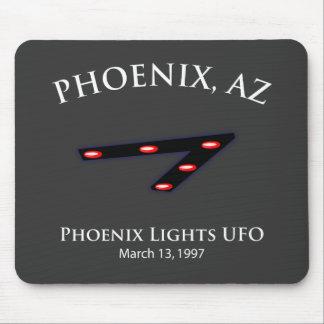 Phoenix Lights UFO Mouse Pad