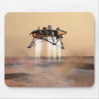 Phoenix Mars Mission Mouse Pad