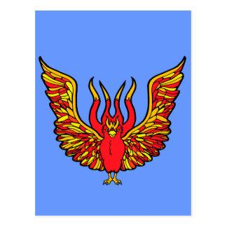 Phoenix Post Card